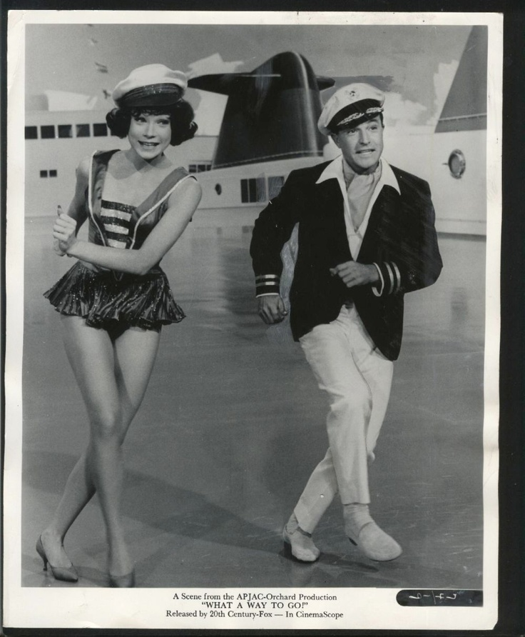 What a Way to Go! (1964) | Movies | Pinterest What A Way To Go Shirley Maclaine Gene Kelly