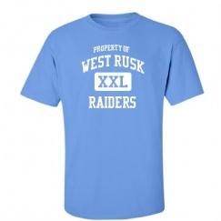 West Rusk High School - New London, TX | Men's T-Shirts Start at $21.97