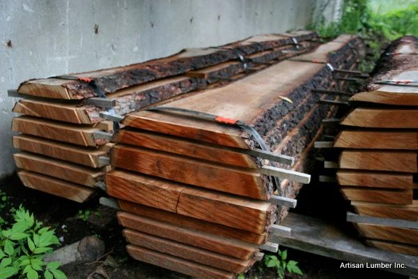 Cherry logs | Raw Lumber | Pinterest