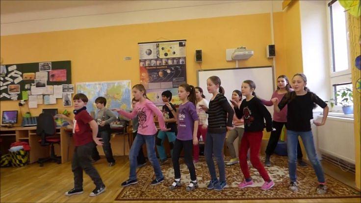 Banana - píseň pro děti s pohybem