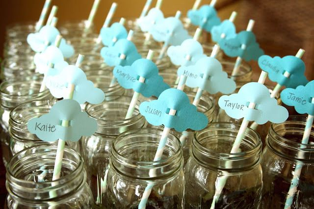 """an """"April Showers"""" Baby Shower - Taylor Made"""
