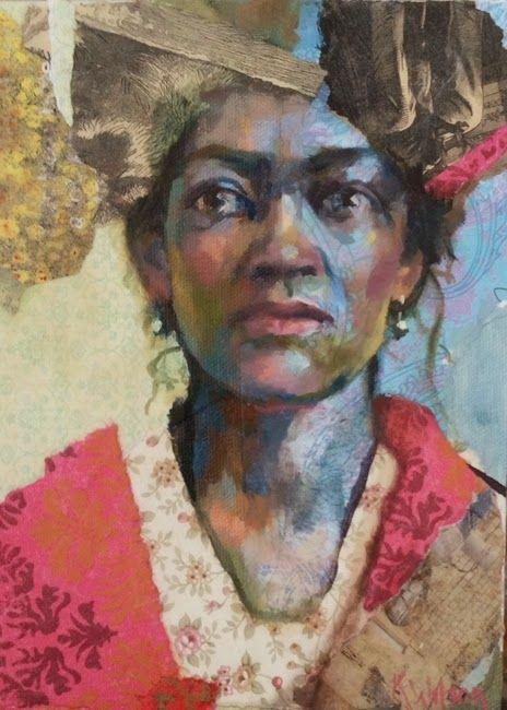 Katie Wilson ~ Most recent paintings