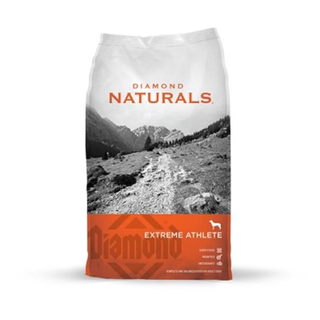 Lamb Rice Dry Food For Dogs 6 Pound Bag Diamond Naturals Lamb