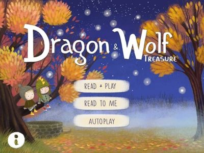 Beautiful story about friendship, exploration and commitment as you join Dragon and Wolf on their adventures! Imaginative storyline with an inspiring ending.