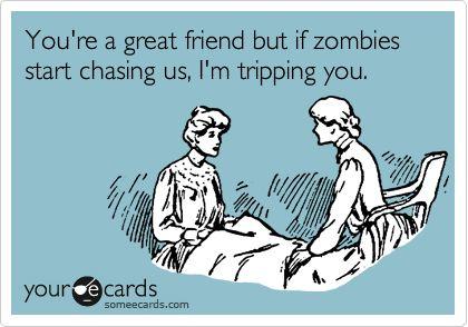 Zombie Apocolypse @Andrew Ross