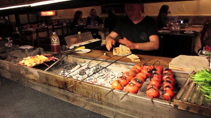 Kabab Barbeque: Ali Haydar, Antalya, Turkey