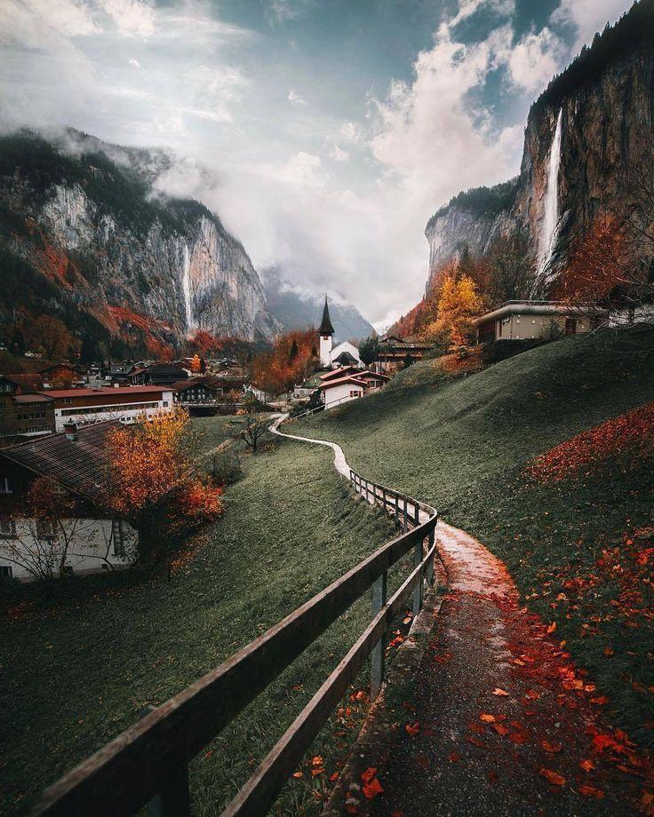 Earth — Lauterbrunnen, Switzerland @