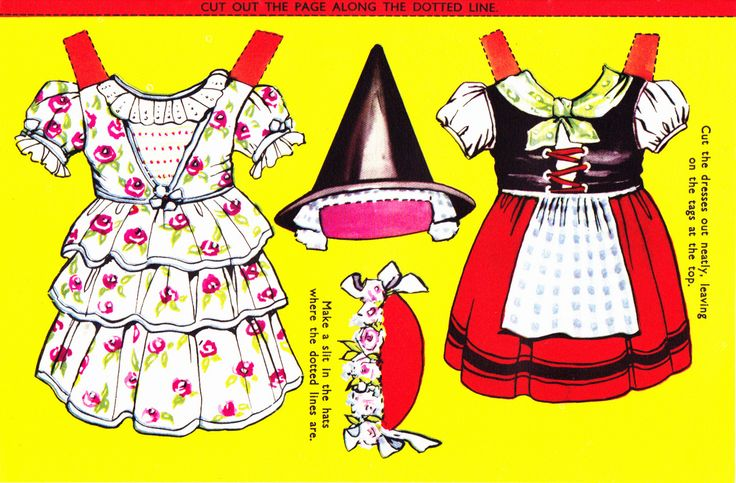Lovely Dolls to Dress