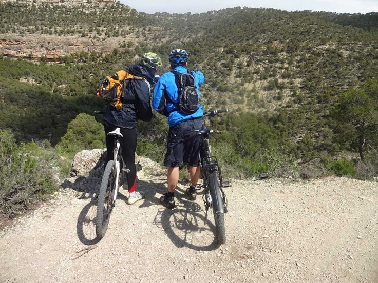 Awesome views in #Espuna, well worth the climbs on the #mtb
