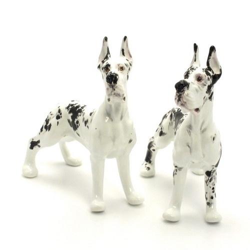 SALT & PEPPER DOG STATUE GREAT DANE CERAMIC SHAKERS DOG: Ceramics Shakers, Peppers, Danes Ceramics, Animal Stuff, Madamepomm Ebay, Ebay Shops, Dogs Statues, Collection, Dogs Salts