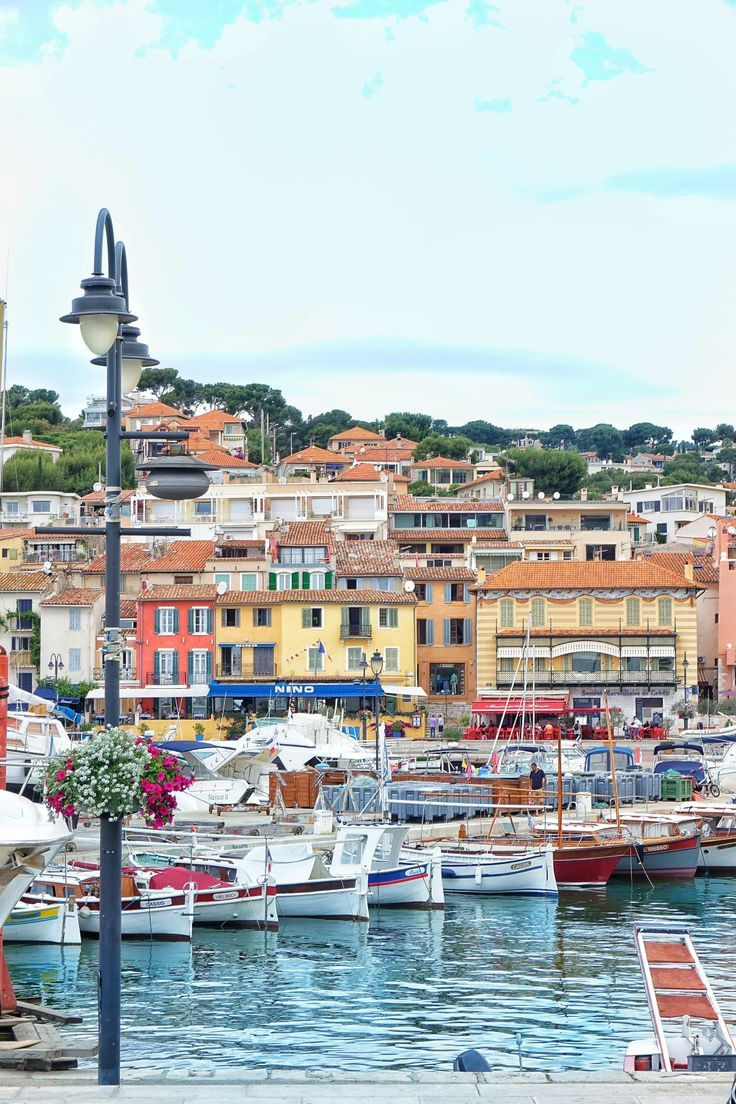 IS CASSIS THE MOST BEAUTIFUL TOWN IN PROVENCE?