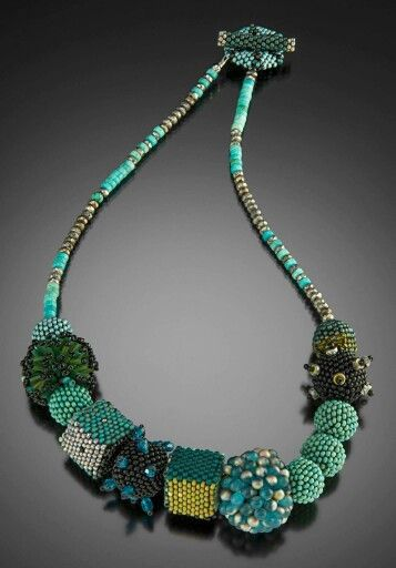 cheryl grisett beaded beads