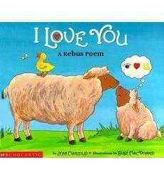 I Love You - A Rebus Poem - Visit www.readitonceagain.com to learn about the Read It Once Again curriculum unit featuring this classic book!