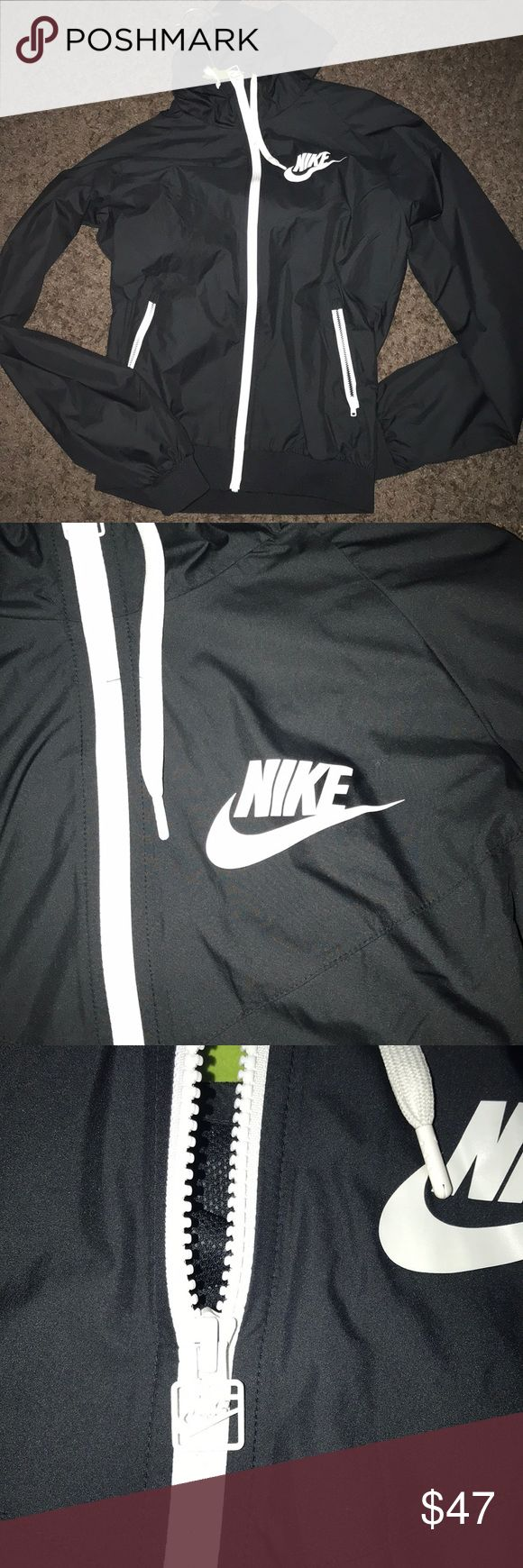NWOT PERFECT CONDITION NIKE WINDRUNNER NWOT, Nike windrunner!!! Retail for $110 great for any occasion!! Nike Jackets & Coats