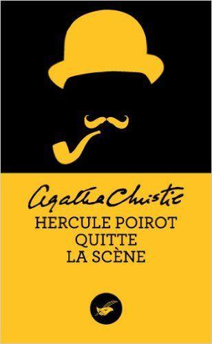 Amazon.fr - Hercule Poirot quitte la scène (Nouvelle traduction révisée) - Agatha Christie - Livres