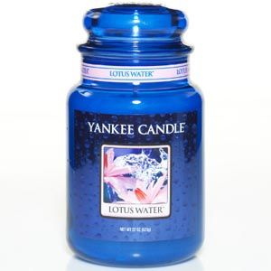 Lotus Water Yankee Candle The Beautiful Blend Of Musk Leafy Greens And Bamboo