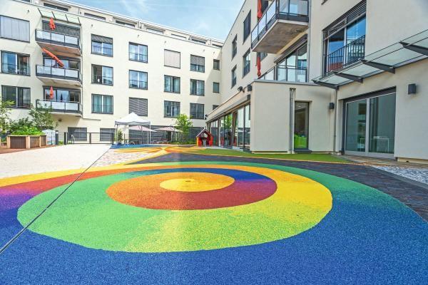 Mehrgenerationenhaus Paulinenpark, Stuttgart / our client: polytan.com