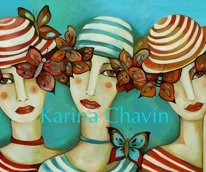 karina chavin by mony_grego on We Heart It