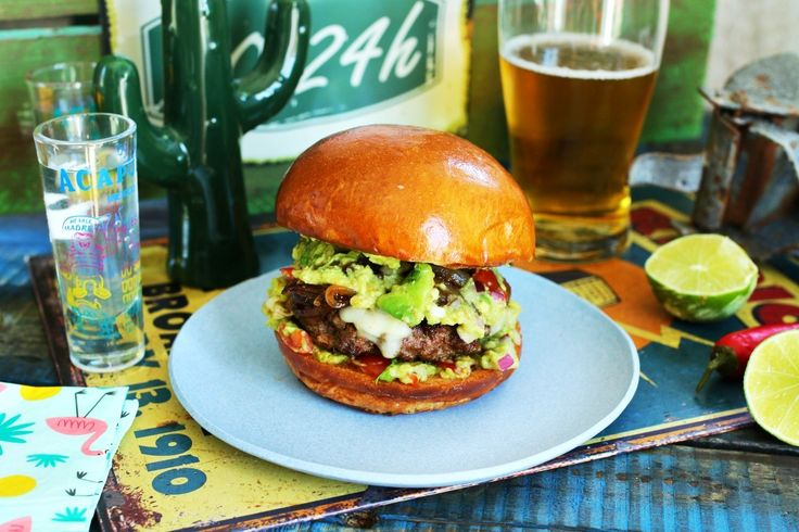 Despacito hamburger - az év slágerkajája