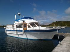 1981 Trader 37 Power Boat For Sale - www.yachtworld.com