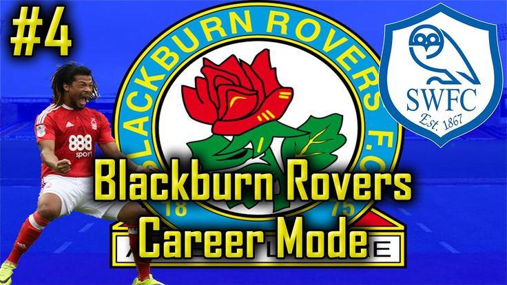 FIFA 17 - Blackburn Rovers Career Mode #EP4 - Vs Shefield We