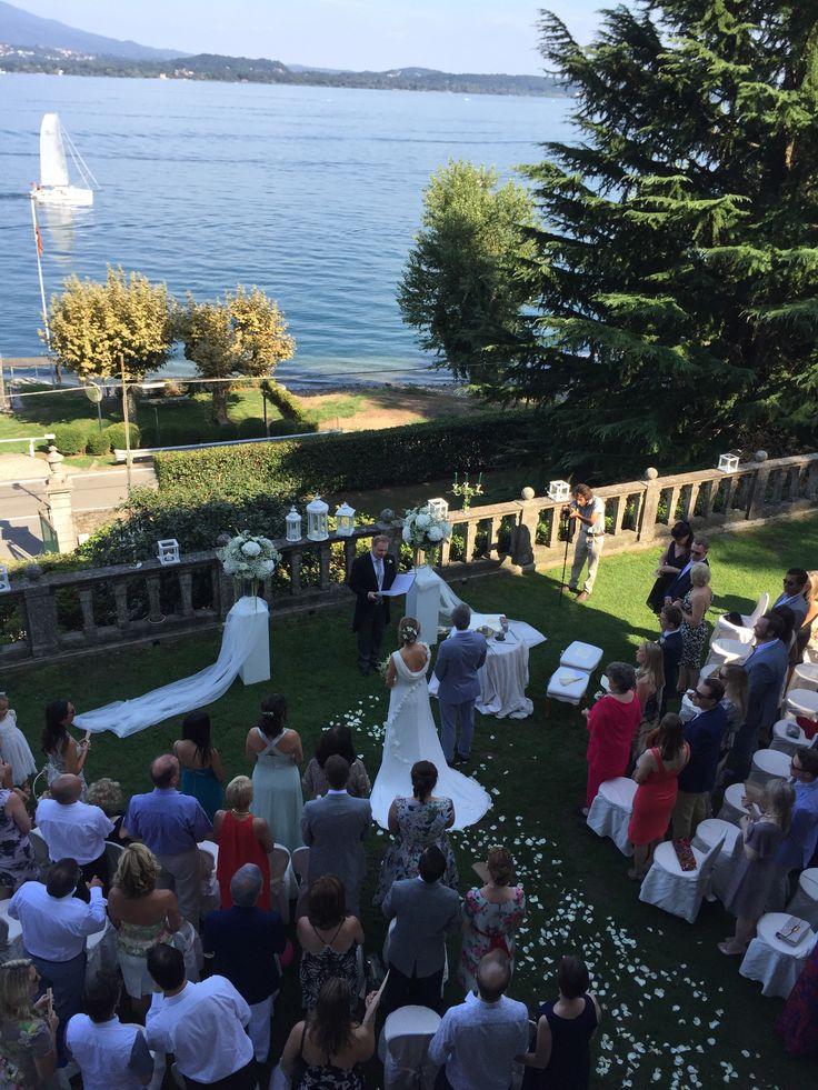 Matrimonio lago maggiore Wedding Lago maggiore