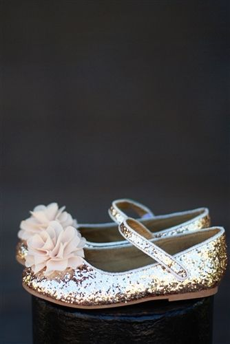 These would be cute for the young flower girls