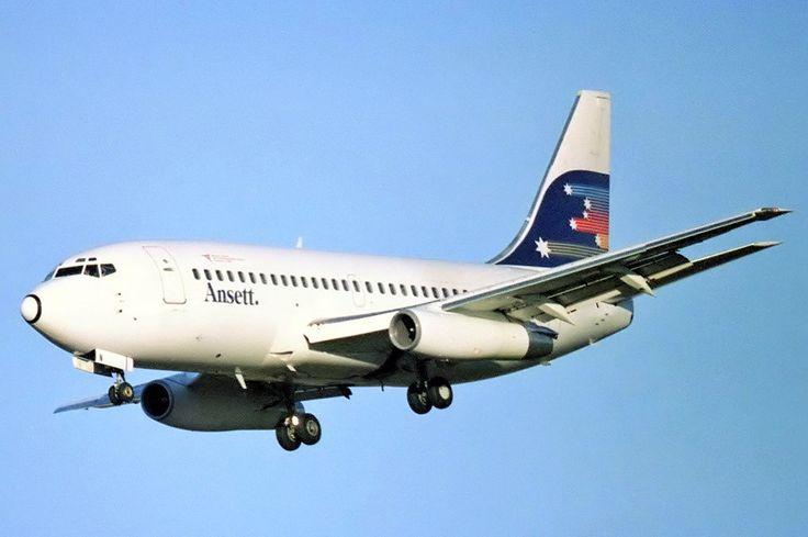 ANSETT 737-200 (VH-CZN)
