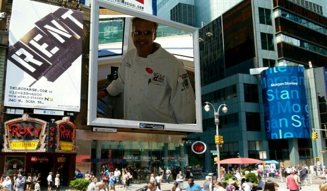 See Chef Will Holland on PoV Chef Cooking show. Filming  Soon.