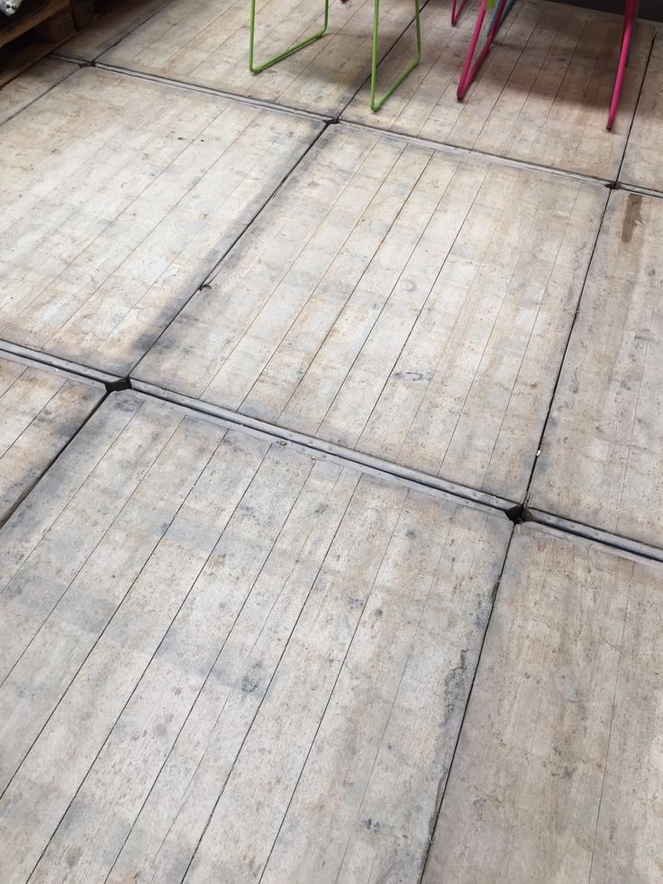 Vloer voor overkapping