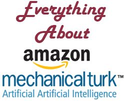 Find out everything about MTurk & Amazon Mechanical Turk that can earn you double income. Some of the best tips & tricks for mTurk to save your time