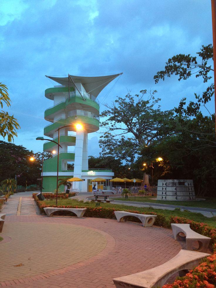 Ronda del sinu - Monteria, Colombia