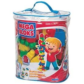 Mega Bloks Maxi Bag 80 Piece