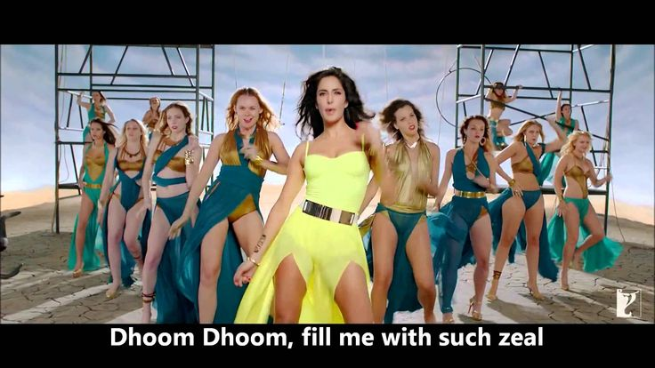 Dhoom 3 - Dhoom Machale Dhoom English Sub HD Video YASHRAJ FILMS WORLDWIDE ! PRESENTATION.