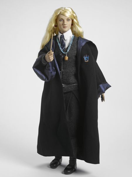 Luna lovegood at hogwarts tonner doll company dolls tonner pinterest hogwarts - Luna lovegood and hermione granger ...