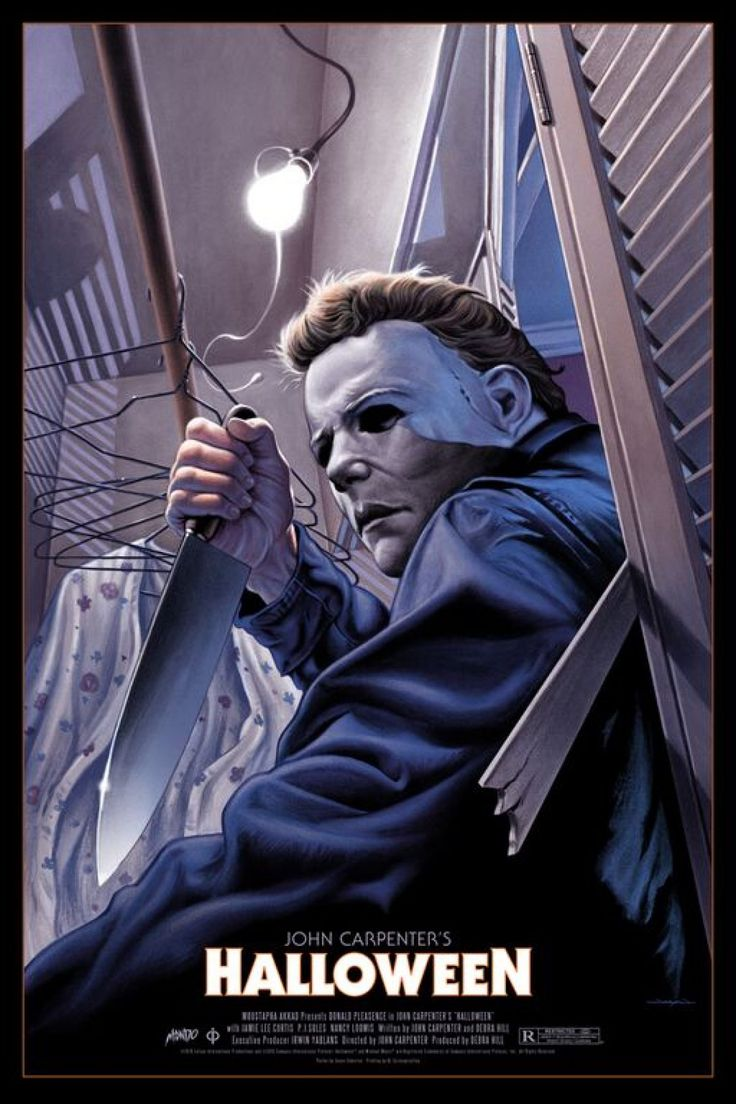 MONDOCON 2015: Jason Edmiston Delivers A Killer HALLOWEEN Poster | Birth.Movies.Death.