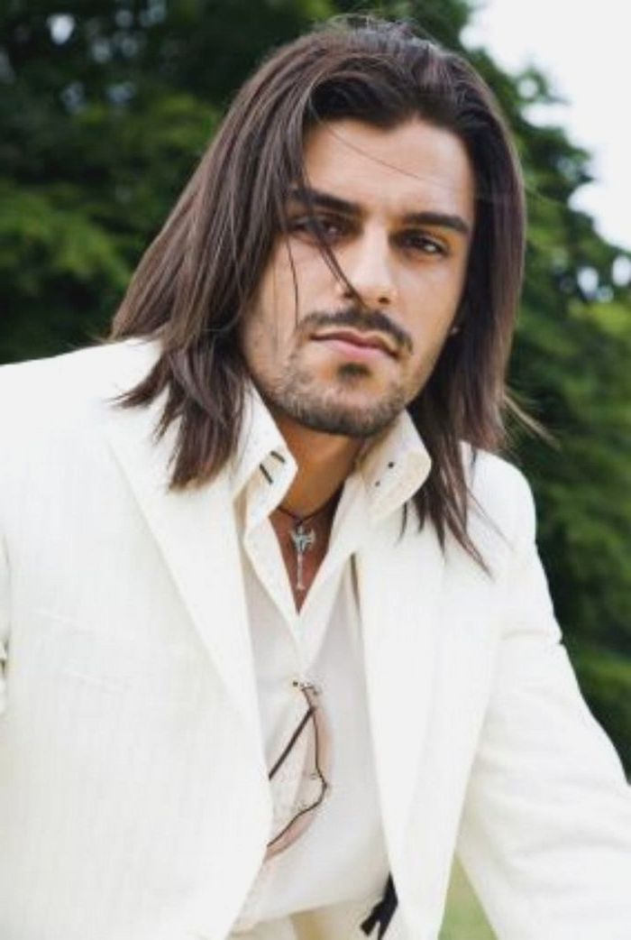 Magnificent 1000 Ideas About Mens Hairstyle Images On Pinterest Leonardo Hairstyle Inspiration Daily Dogsangcom