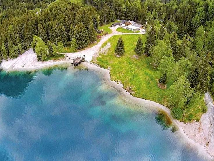 Antholzer See / Lago di Anterselva in Comune di Rasun-Anterselva, Trentino - Alto Adige