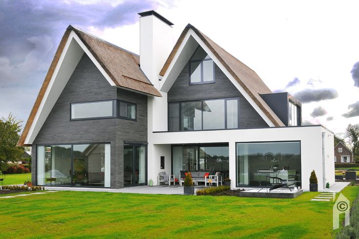 Meer dan 1000 idee n over bakstenen huis kleuren op pinterest bakstenen huis exterieurs huis - Kleine kap ...