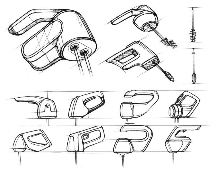 Design Sketchbook II on Behance