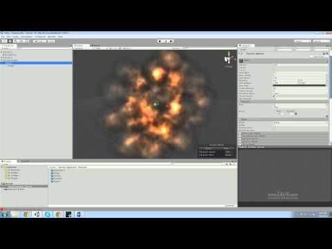 This tutorial is for intermediate level users of the Unity Shuriken particle system. In the tutorial you will be creating an 'Aerial Explosion' using only st...