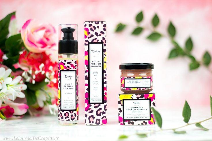 Baïja et sa sensuelle French Pompon - #baija #baijacosmetics #baïja #frenchpompon #rose #litchi