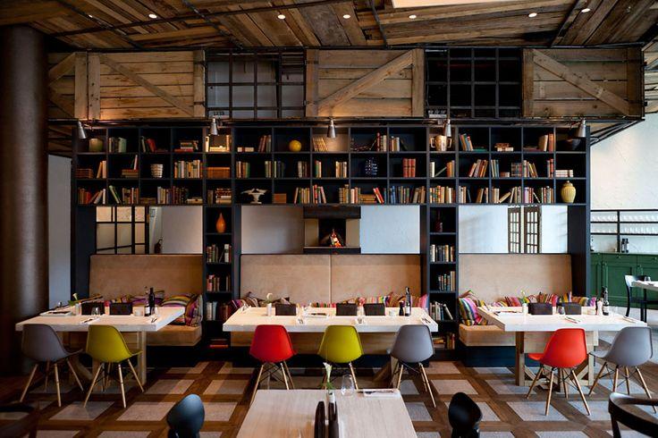 die besten 25 restaurant inneneinrichtung ideen auf. Black Bedroom Furniture Sets. Home Design Ideas
