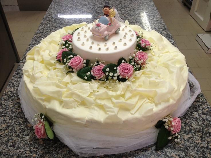 Torta matrimoniale / Wedding cake