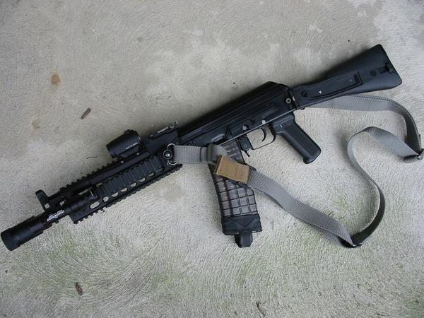 Tactical Ak-47.