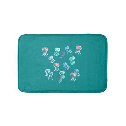 Best Small Bath Mats Ideas On Pinterest Bathroom Rugs Tiny - Teal bath mat for bathroom decorating ideas