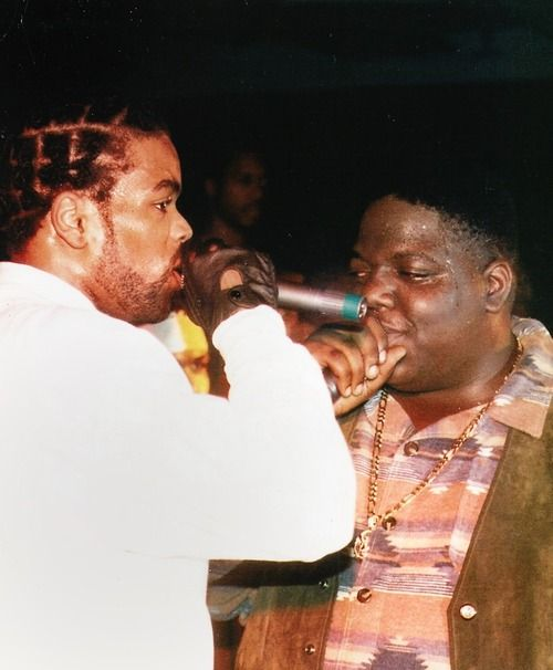 Method Man & Notorious B.I.G.