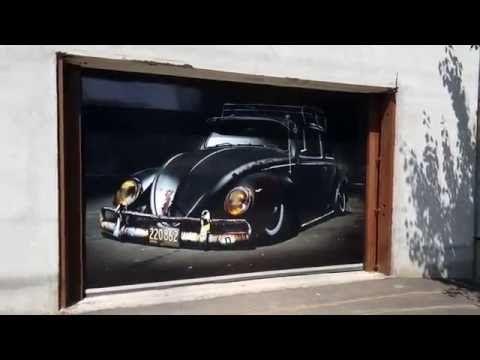 Usa de garaj sectionala doorTECK - Smilo Holding - YouTube