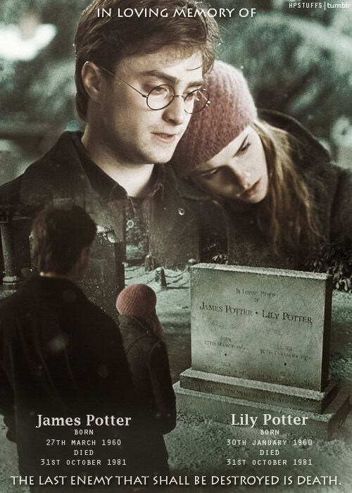 78 best HP - James and Lily images on Pinterest ...