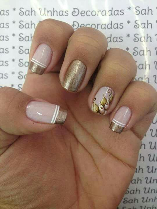 Gold tips